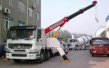 380HP 8X4 HOWO 판매를 위한 구조차 견인 트럭
