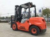 Diesel Forklifter do Forklift 3.5t do motor de Isuzu