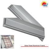 Изготовленный на заказ рамки панели солнечных батарей Aodised алюминиевые (300-0003)