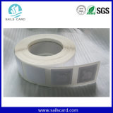 Bedruckbarer Aufkleber des Weiß-NFC der Marken-RFID