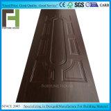 MDF HDF Внутренних Дел деревянные литые меламина шкур двери