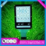 Interruptor feito sob encomenda do toque do painel de China da membrana do teclado do controle profissional do brinquedo