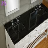 Черные верхние части тщеты кухни/ванной комнаты гранита галактики/Worktops/Countertops