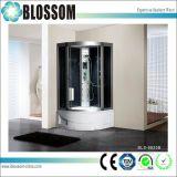 Baracca completa dell'acquazzone di massaggio di vetro di prezzi competitivi (BLS-9825B)