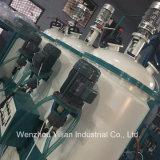 Tipo de Transportador de baixa pressão PU vertendo a máquina para o linguado/equipamento/Sândalo/sapata (Encontrar Agente)