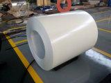Couleur SGLCC PPGL Aluzinc Acier prépeint bobine de tôle de toit