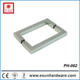 Популярная ручка двери квадрата нержавеющей стали конструкций (pH-062)
