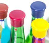 Promoção por grosso de vedação de tampas de garrafa de silicone reutilizáveis