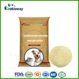 Tablillas liofilizadas de la nutrición de la levadura de Saccharomyces Cerevisiae del animal doméstico del gato