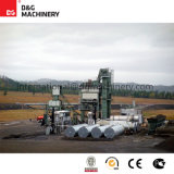 Завод асфальта 200 T/H смешивая для строительства дорог