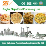 Máquina de Chips Bugles de fritura de milho
