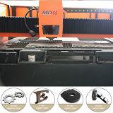 Tagliatrice del laser della lamiera sottile per i pezzi di ricambio