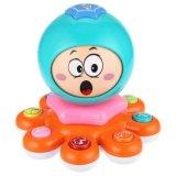 1432217-pieuvre simulé Animal Face off jouet pour enfants