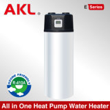 2015 nuovo Solar All in Un Air Source Heat Pump Water Heater