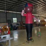 Danseuse de l'air gonflable Skydancer pour la publicité
