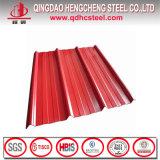Hoja revestida del material para techos del color de PPGI para la azotea y la pared