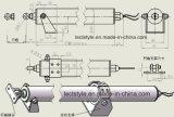 """12V/24VDC 4 """" электрический линейный привод 6 """" 8 """" 10 """" для линейного консервооткрывателя окна"""
