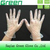Examen Examen barato de vinilo guantes desechables