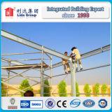 Almacén fabricado de la estructura de acero de Abu Dhabi