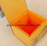 Contenitori di regalo magnetici su ordinazione del cartone della chiusura con l'inserto della gomma piuma