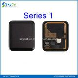 Apple 시계 시리즈를 위한 LCD 디스플레이 접촉 스크린 회의 1개의 LCD 38mm/42mm Pantalla 보충
