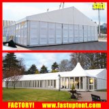 Aluminum Frame Knell ABS Wall Fancy Wedding Marquee Tent 500m2