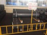 Np RP PK UHP de GrafietElektrode van de Rang van de Hoge Macht voor de Uitsmelting van de Oven van de Elektrische Boog voor Staalfabricage