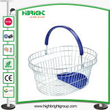 Держатель корзин для товаров провода супермаркета пластичный для косметических магазинов