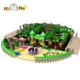 Parco a tema dell'interno della strumentazione del campo da giuoco dei giochi dei bambini