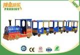 Ferrocarril Tren eléctrico Tren del parque temático para paseo de los niños