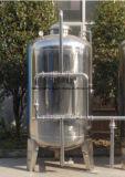 Чисто оборудование завода по обработке фильтра очистителя минеральной вода
