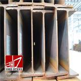 poutre en double T d'acier de construction de 150*75mm JIS Ss400 heure