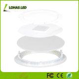 Luz del panel redonda de SMD LED con 3W 9W 12W 25W