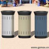 Nouveauté 1 classé public distinct métal Bureau en acier inoxydable Poubelle de recyclage personnalisés