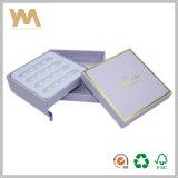 Alta calidad de la caja de regalo del embalaje del chocolate con la bandeja plástica
