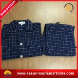 Pigiami poco costosi professionali dell'un pezzo solo dei pigiami del cotone degli indumenti da notte di aeronautica