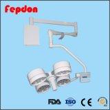 Double lampe chirurgicale du dôme DEL DEL avec du ce (YD02-LED3+4)