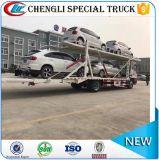 도로 출현 복구 트럭 차량 평상형 트레일러 구조차 견인 트럭