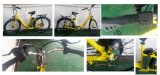 Bicyclette électrique classique de style urbain de 26 pouces