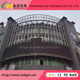 직업적인 발광 다이오드 표시 공급자, 스크린을 광고하는 옥외 풀 컬러 P10mm