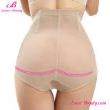 Alta cintura un Panty más delgado del tope del entrecruzamiento natural de la elevación