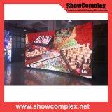 Tabellone per le affissioni dell'interno di colore completo LED con accesso anteriore per installazione fissa