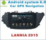 Новый автомобиль DVD Android 6.0 Ui для Nissan Lannia 2015 с автомобилем GPS