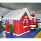 Huis van de Iglo van Kerstmis het Opblaasbare/het Populairste Opblaasbare Huis van Kerstmis