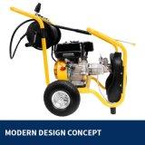 Con la máquina rodante Gasolina Alta presión 170bar Lavadora