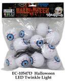 Funny Halloween LED luz centelleante Toy