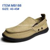 Лучшие мужские пробуксовки колес на чартерных обувь Canvas обувь оптовая торговля настроить (MB188)