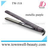 Profesional de turmalina titanio Mch plancha para el pelo con pantalla LCD