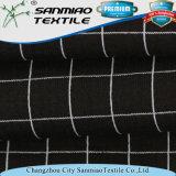 Tartan tinto filato caldo 310GSM di vendita che lavora a maglia il tessuto lavorato a maglia del denim fatto in Cina