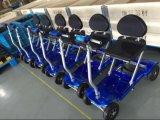 Form Ein-Taste faltender behinderter elektrischer Rollstuhl für Behinderte